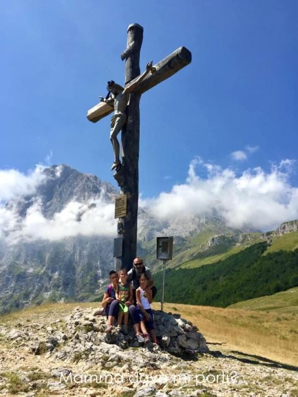 Grande Croce Prati di Tivo