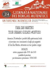 Giornata Borghi Autentici - Fara San Martino - Chieti - Eventi per famiglie in Abruzzo