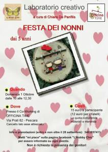 Festa dei Nonni - Officina Time - Pescara