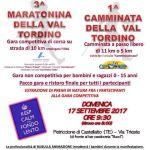 Maratonina e Camminata della Val Tordino - Petriccione di Castellalto - Eventi per famiglie in Abruzzo