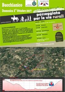 Passeggiata per le vie rurali - Bucchianico - Chieti