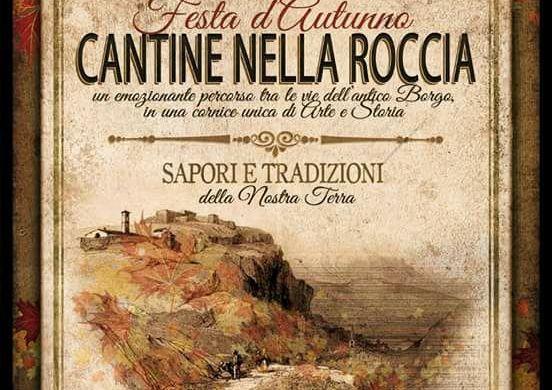 Cantine nella Roccia - Tagliacozzo - Feste D'Autunno in Abruzzo