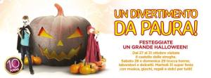 Halloween-Centro Commerciale Gran Sasso-Teramo