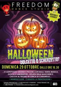 Halloween - Freedom Dance Studio-San Nicolò a Tordino-Teramo