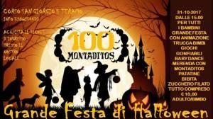 Halloween - 100Montaditos - Teramo