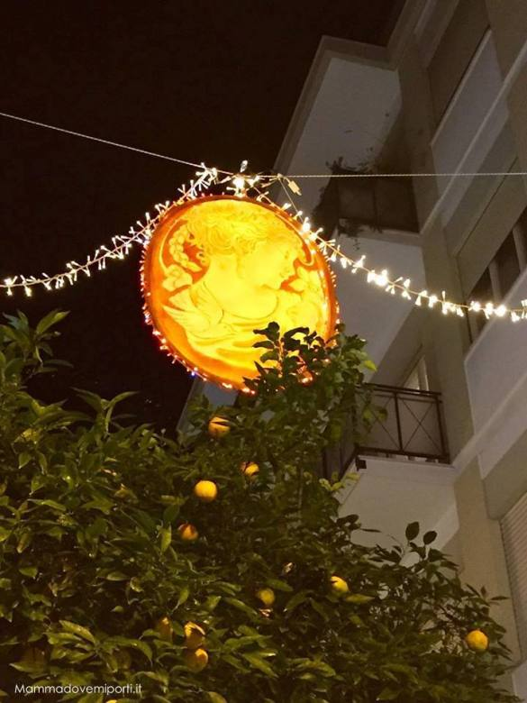 Luci d'artista Luminarie Pescara Natale 2017