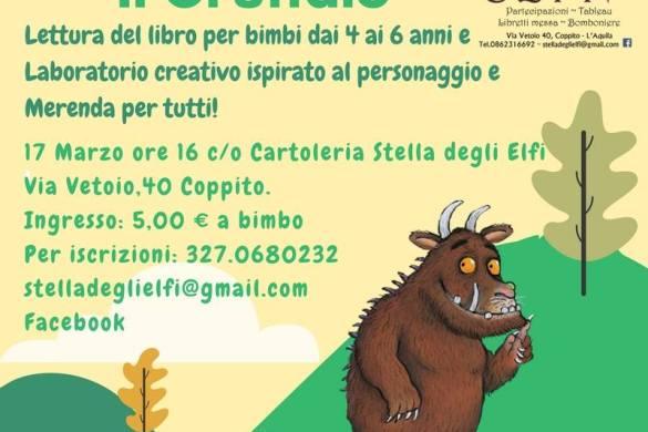 Lettura-Tararì-tararera-c-era-una-volta-c-era-Stella-degli-Elfi-Copisteria-Coppito-AQ