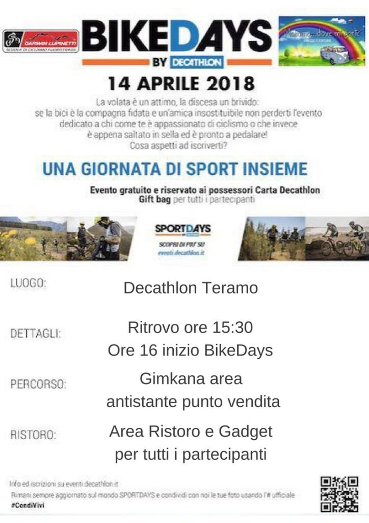 BikeDays Decathlon Teramo