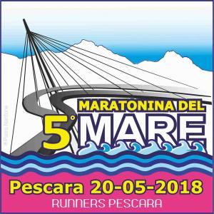 5^ Maratonina del Mare - Pescara