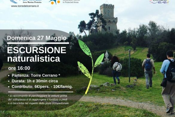 Escursione Naturalistica - Torre del Cerrano - Pineto -TE