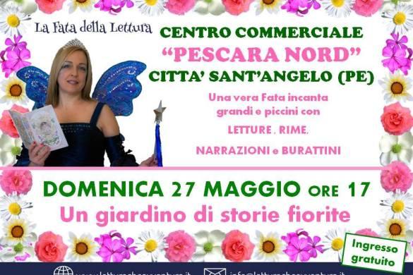 La Fata della Lettura - CC Pescara Nord