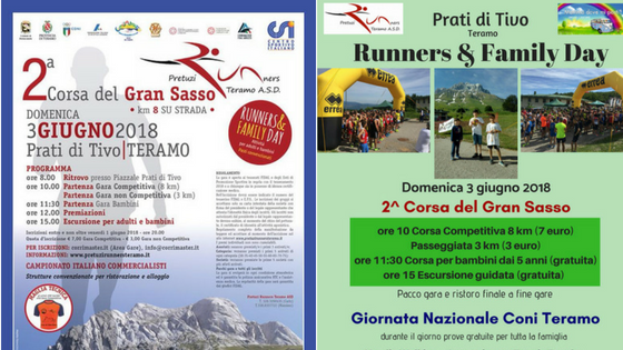 Prati di Tivo (TE) - Runners & Family Day