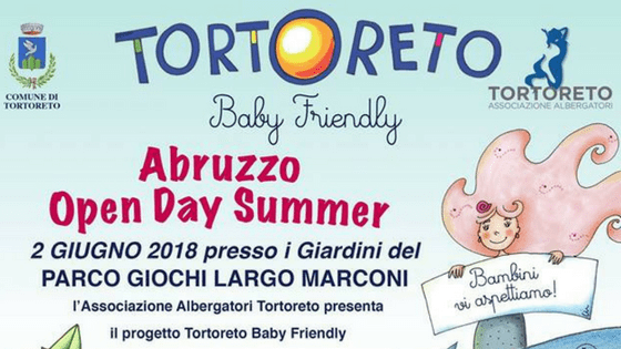 Tortoreto Baby Friendly