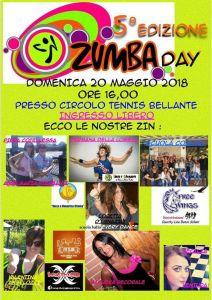 Zumba Day - Circolo Tennis - Bellante -Teramo
