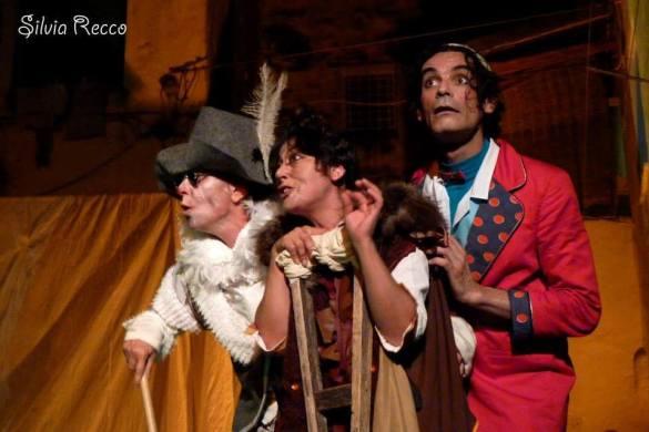 Pinocchio-a-tre-piazze - Isola del Gran Sasso - Teramo