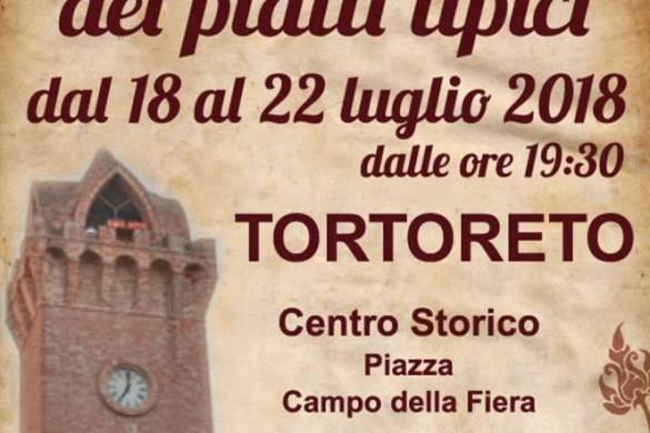 Sagra Prodotti Tipici - Tortoreto - Teramo