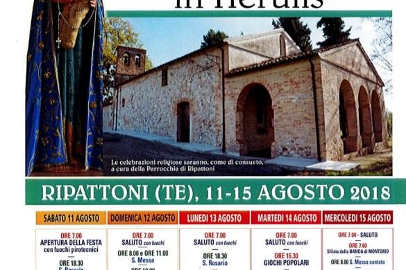 Festeggiamenti-Santa-Maria-in-Herulis-Ripattoni-TE