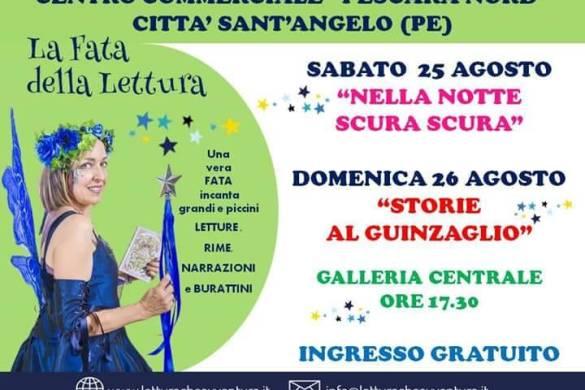 La-Fata-della-Lettura-Cosa-fare-con-bambini-a-Pescara-CC-Pescara-Nord