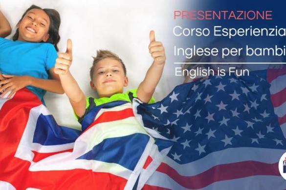 Corso-Esperienziale Inglese per bambini - Eventi per bambini Pescara