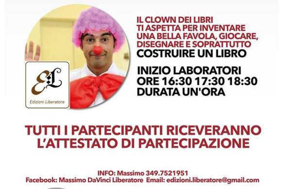 Costruiamo libro- Eventi per bambini Abruzzo