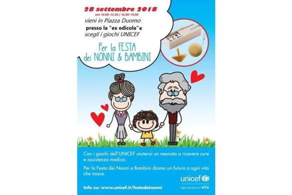 Festa dei Nonni e dei Bambini - Eventi per bambini L'Aquila