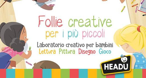 Follie Creative - Eventi per bambini Teramo