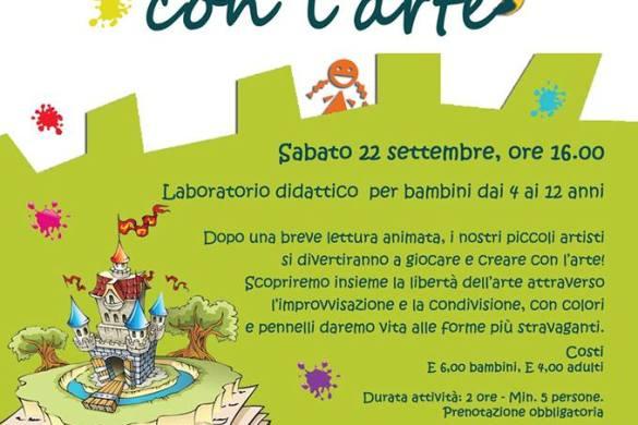 Giochiamo-con-larte-Fortezza-Civitella-del-Tronto-TE - Eventi per bambini Teramo