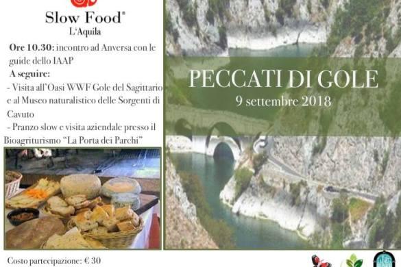 Peccati-di-gole-Anversa-degli-Abruzzi-AQ-Eventi per famiglie Abruzzo