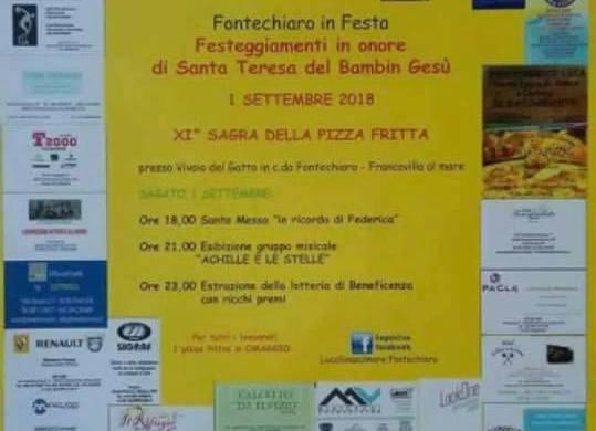 Sagra-della-Pizza-Fritta-Fontechiaro-Francavilla-al-Mare-CH-Sagre in Abruzzo