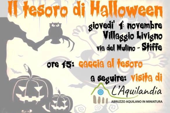 Festa-Halloween-LAquilandia-AQ- Halloween 2018 per bambini in Abruzzo