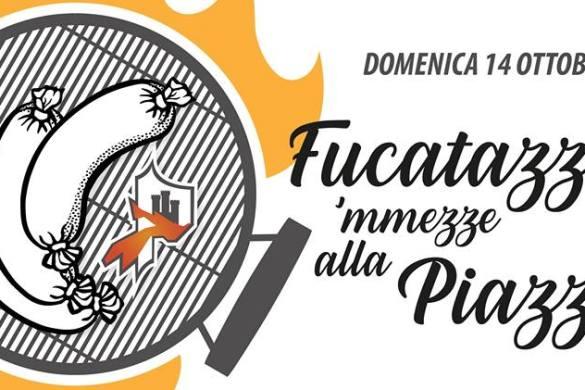Fucatazze 'mmezze alla piazze - Pacentro AQ - Feste d'autunno in Abruzzo