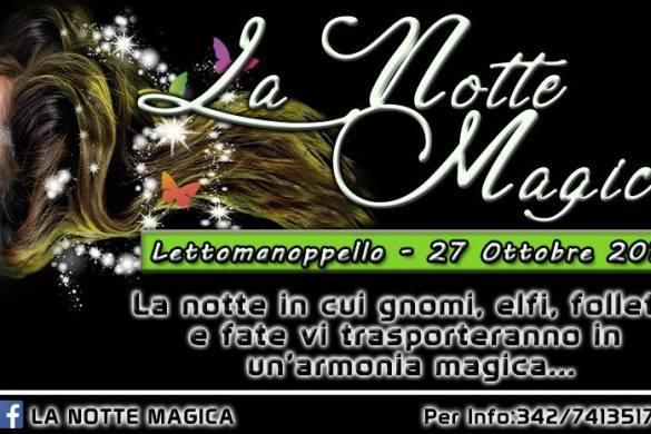 La Notte Magica Lettomanoppello (PE)