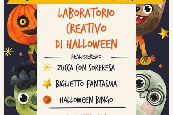 Laboratorio Halloween Il Gatto e la Volpe Pescara - Halloween-2018 per bambini in Abruzzo