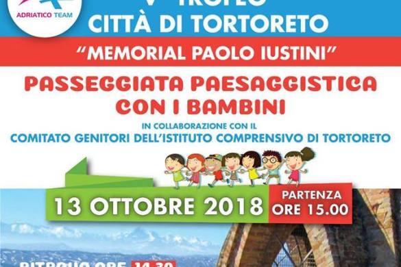 Passeggiata Paesaggistica Tortoreto TE - Eventi per bambini Teramo