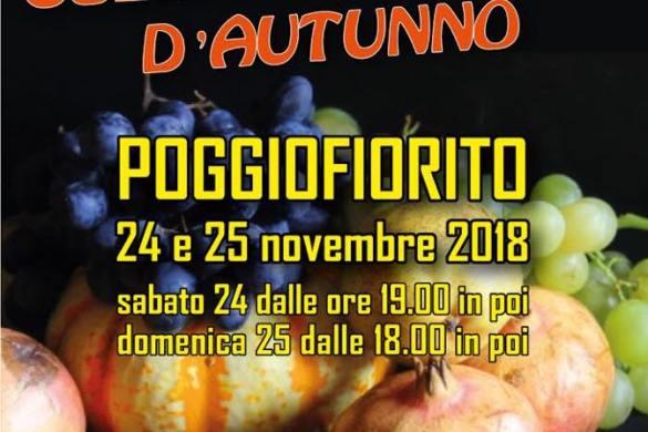 Colori-e-Profumi-dautunno-Poggiofiorito- CH- Feste d'autunno in Abruzzo