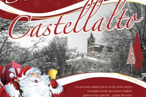 Mercatino-delle-Strenne-Castellalto-Teramo - Cosa fare a Natale con i bambini in Abruzzo
