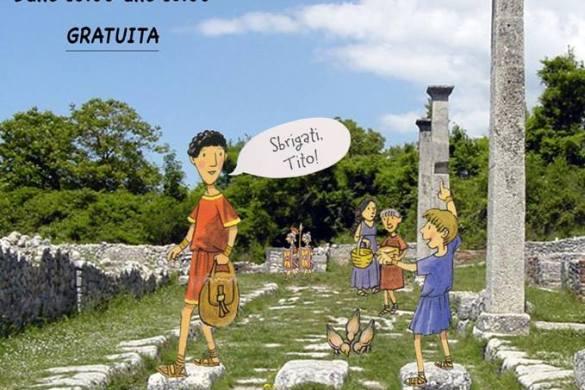 A-spasso-per-Alba-Fucens-Passeggiata-archeologica - Eventi per bambini in Abruzzo weekend 7 - 9 dicembre