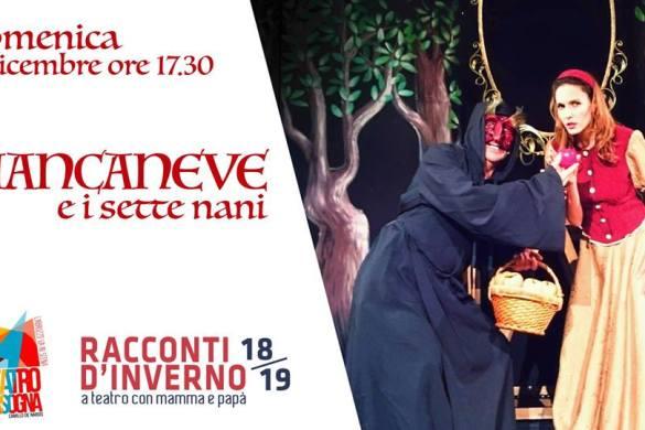 Biancaneve-e-i-sette-nani-Teatro-Comunale-di-Orsogna-Chieti - Eventi per bambini in Abruzzo weekend 7 - 9 dicembre