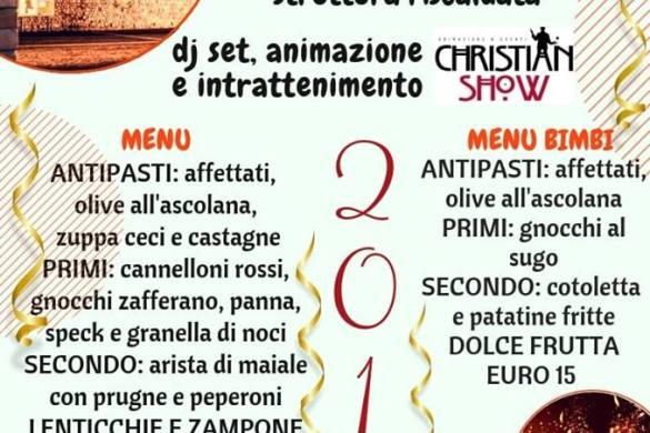 Capodanno 2019 con i bambini in Abruzzo - Penna Sant'Andrea- Teramo