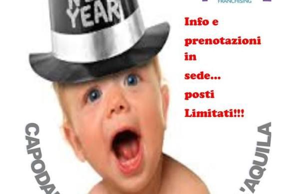 Capodanno 2019 con i bambini in Abruzzo - Play House Family - L'Aquila