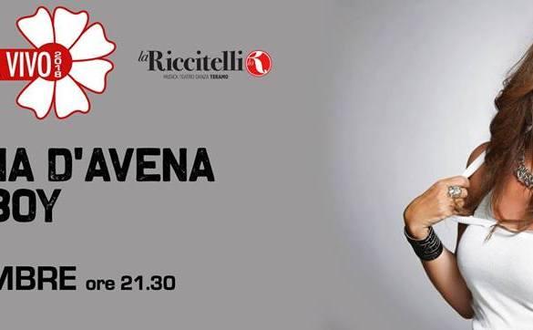 Cristina-DAvena-e-GemBoy-Teramo - Eventi per bambini in Abruzzo