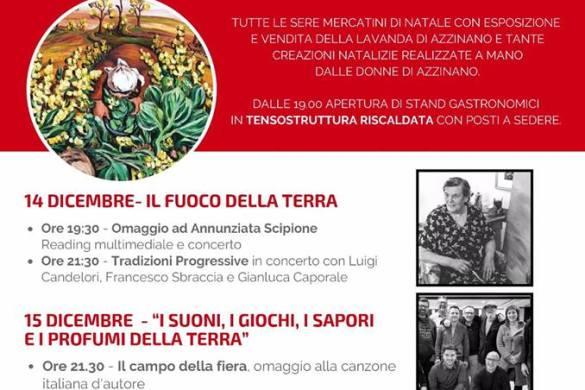 I Colori della Terra - Azzinano di Tossicia (Te) - Eventi per famiglie con bambini in Abruzzo