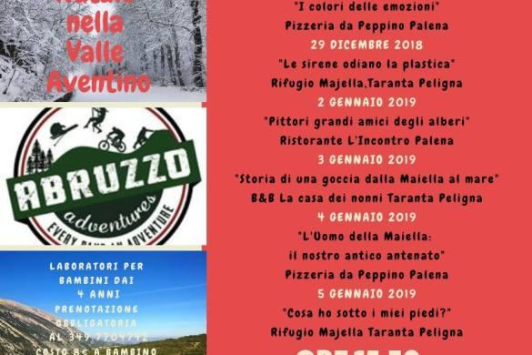 Natale-nella-Valle-dell-Aventino-Palena-Chieti - Cosa fare a Natale con i bambini in Abruzzo