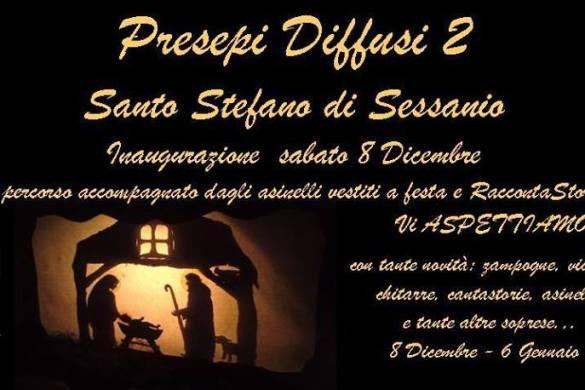 Presepi-Diffusi-Santo-Stefano-di-Sessanio-L'Aquila - Presepi viventi e artistici in Abruzzo