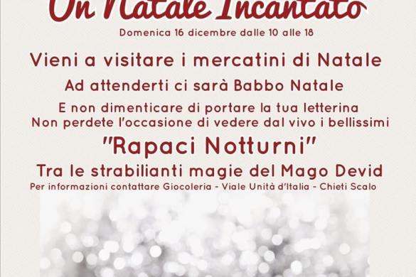 Un-Natale-Incantato-Giocoleria-Chieti - Cosa fare a Natale in Abruzzo con i bambini