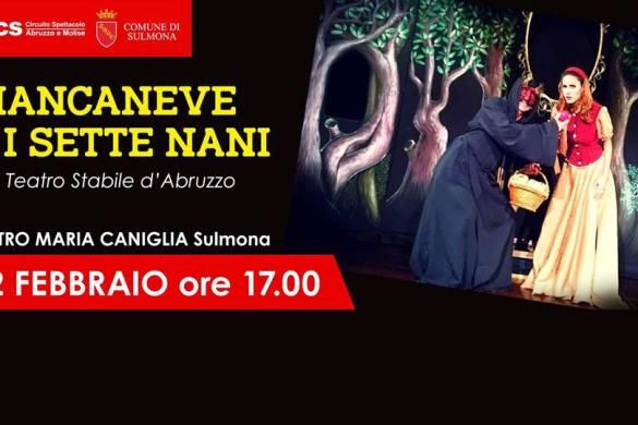 Biancaneve-Spettacolo-teatrale-Teatro-Maria-Caniglia-Sulmona-L'Aquila