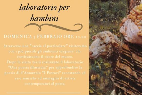 Domeniche-al-Museo-e-laboratorio-per-bambini-Dadabruzzo-Museo-Casa-Natale-DAnnunio-Pescara
