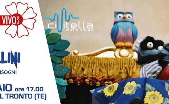 I-Tre-Porcellini-Civitella-del-Tronto-Teramo - Eventi per bambini in Abruzzo