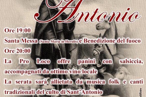 Sant'Antonio a Ripattoni di Bellante - Teramo