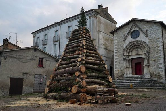 Festa di Sant'Antonio a Tossicia - Teramo